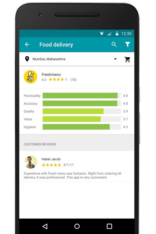 Build An Online Food Ordering App Like Just Eat, Foodpanda
