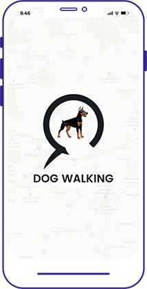 Dog Walking App