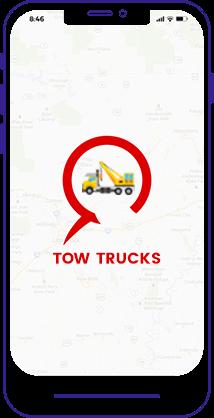 Tow Trucks App